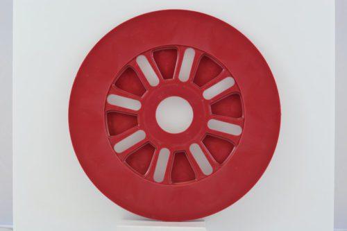 International Harvester Company Blank Plates